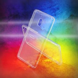 Nokia 2.1 - Gumiran ovitek (TPUA) - prosojen