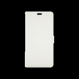 LG Q Stylus - Preklopna torbica (WLG) - bela
