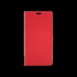 LG Q Stylus - Preklopna torbica (WLG) - rdeča