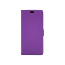 Xiaomi Redmi 6 - Preklopna torbica (WLG) - vijolična