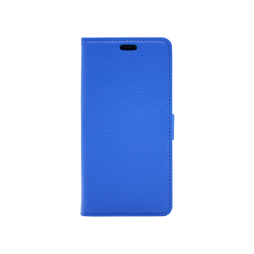 Xiaomi Redmi 6A - Preklopna torbica (WLG) - modra