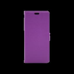 Xiaomi Redmi 6A - Preklopna torbica (WLG) - vijolična