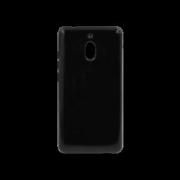 Nokia 2.1 - Gumiran ovitek (TPU) - črn svetleč