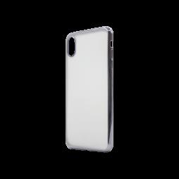 Apple iPhone XS Max- Gumiran ovitek (TPUE) - rob črn