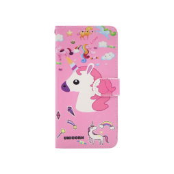 Apple iPhone XS Max - Preklopna torbica (WLGP) - Unicorn
