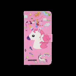 Apple iPhone XS Max - Preklopna torbica (WLGP) - Unicorn