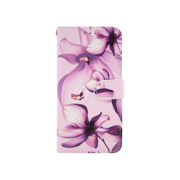 Apple iPhone XR - Preklopna torbica (WLGP) - Fantasy flower