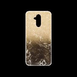 Huawei Mate 20 Lite - Gumiran ovitek (TPUP) - Marble 1