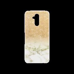 Huawei Mate 20 Lite - Gumiran ovitek (TPUP) - Marble 2