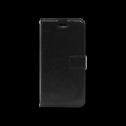 Apple iPhone XS Max - Preklopna torbica (WLC) - črna