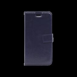 Apple iPhone XS Max - Preklopna torbica (WLC) - temno modra