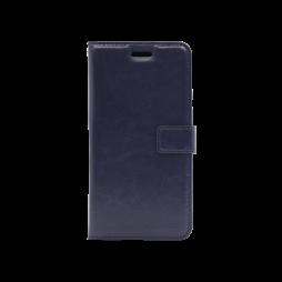 Apple iPhone XR - Preklopna torbica (WLC) - temno modra