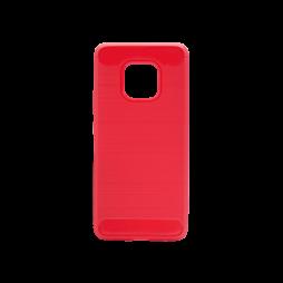 Huawei Mate 20 Pro - Gumiran ovitek (TPU) - rdeč A-Type