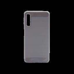 Samsung Galaxy A7 (2018) - Gumiran ovitek (TPU) - siv A-Type