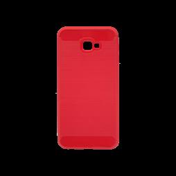 Samsung Galaxy J4+ (2018) - Gumiran ovitek (TPU) - rdeč A-Type