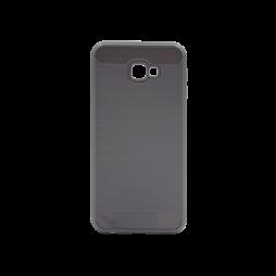 Samsung Galaxy J4+ (2018) - Gumiran ovitek (TPU) - siv A-Type
