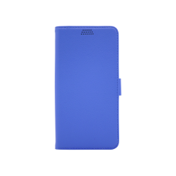 Huawei Mate 20 Pro - Preklopna torbica (WLG) - modra