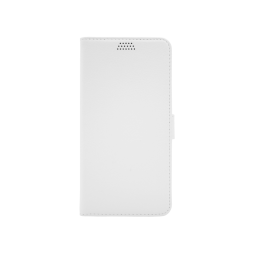 Samsung Galaxy A7 (2018) - Preklopna torbica (WLG) - bela