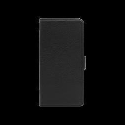 Samsung Galaxy A7 (2018) - Preklopna torbica (WLG) - črna