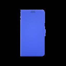 Samsung Galaxy A7 (2018) - Preklopna torbica (WLG) - modra