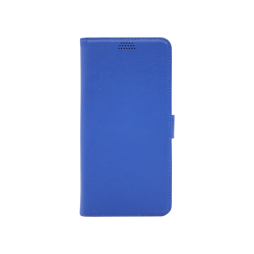 Samsung Galaxy J4+ (2018) - Preklopna torbica (WLG) - modra