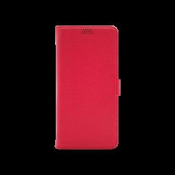 Samsung Galaxy J4+ (2018) - Preklopna torbica (WLG) - rdeča