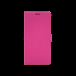 Samsung Galaxy J4+ (2018) - Preklopna torbica (WLG) - roza