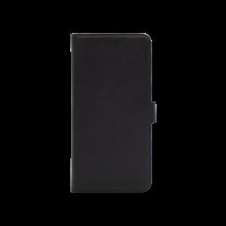 Samsung Galaxy J6+ (2018) - Preklopna torbica (WLG) - črna