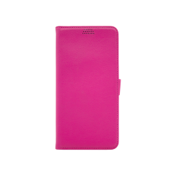 Samsung Galaxy J6+ (2018) - Preklopna torbica (WLG) - roza