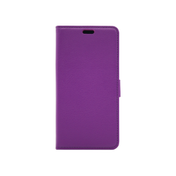 Xiaomi Mi A2 Lite - Preklopna torbica (WLG) - vijolična