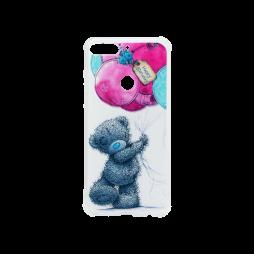 Huawei Y7 Prime (2018) - Gumiran ovitek (TPUP) - Bear
