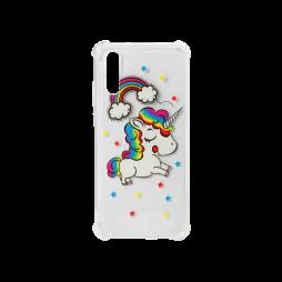 Huawei P20 - Gumiran ovitek (TPUP) - Unicorn