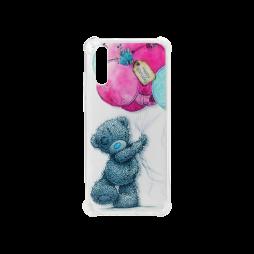 Huawei P20 - Gumiran ovitek (TPUP) - Bear