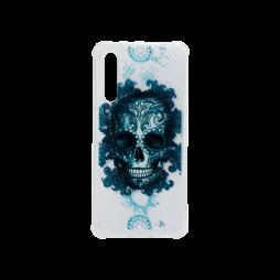 Huawei P20 Pro - Gumiran ovitek (TPUP) - Skull