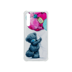 Huawei P20 Pro - Gumiran ovitek (TPUP) - Bear