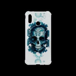 Huawei P20 Lite - Gumiran ovitek (TPUP) - Skull