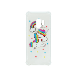 Samsung Galaxy S9 - Gumiran ovitek (TPUP) - Unicorn