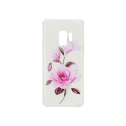 Samsung Galaxy S9 - Gumiran ovitek (TPUP) - Blossom