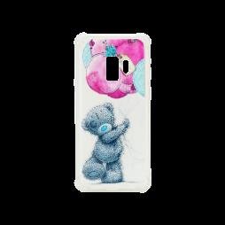 Samsung Galaxy S9 - Gumiran ovitek (TPUP) - Bear