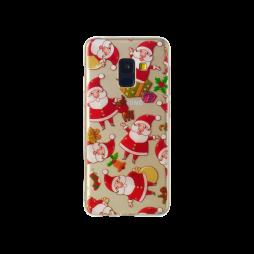 Samsung Galaxy A8 (2018) - Gumiran ovitek (TPUP) - Santa