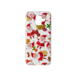 Samsung Galaxy A6 (2018) - Gumiran ovitek (TPUP) - Santa