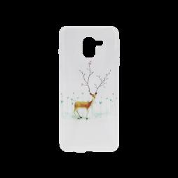 Samsung Galaxy J6 (2018) - Gumiran ovitek (TPUP) - Deer