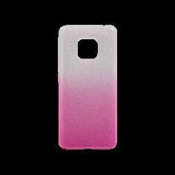Huawei Mate 20 Pro - Gumiran ovitek (TPUB) - roza