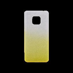 Huawei Mate 20 Pro - Gumiran ovitek (TPUB) - rumena