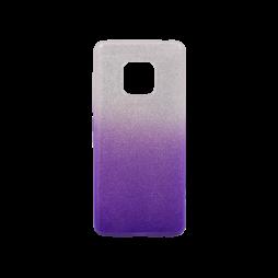 Huawei Mate 20 Pro - Gumiran ovitek (TPUB) - vijolična