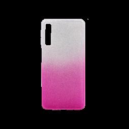 Samsung Galaxy A7 (2018) - Gumiran ovitek (TPUB) - roza