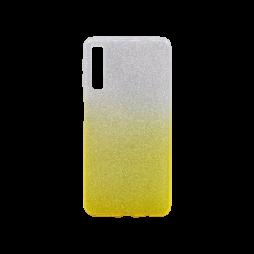 Samsung Galaxy A7 (2018) - Gumiran ovitek (TPUB) - rumena