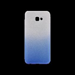 Samsung Galaxy J4+ (2018) - Gumiran ovitek (TPUB) - modra