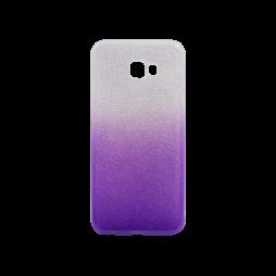 Samsung Galaxy J4+ (2018) - Gumiran ovitek (TPUB) - vijolična