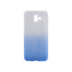 Samsung Galaxy J6+ (2018) - Gumiran ovitek (TPUB) - modra